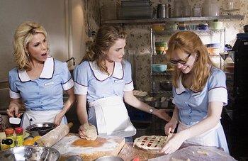 Waitressstill